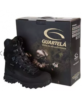 BOTA GUARTELÁ ATTACK DRY 3 IMPERMEÁVEL